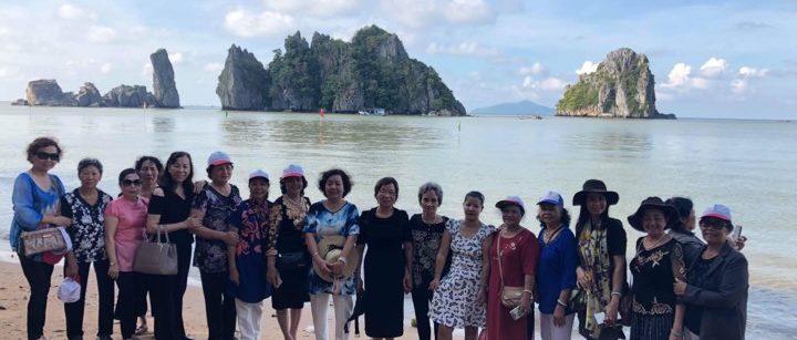 Tour Châu Đốc hà Tiên