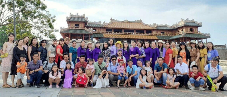Tour Miền Trung 2019
