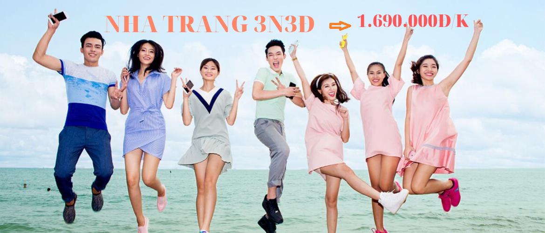 Tour Nha Trang gia re