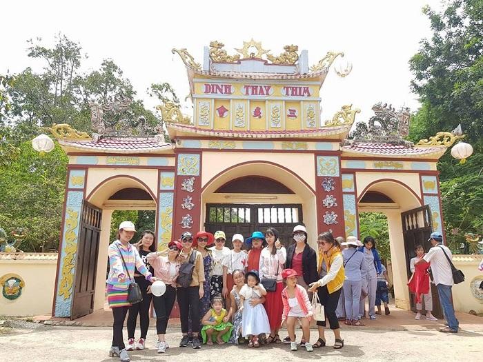 Tour Lagi - Bình Thuận 2 ngày 1 đêm