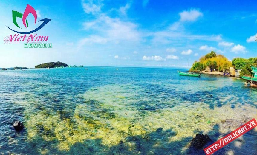 Tour Đảo Hải Tặc - Châu Đốc 2 ngày 2 đêm