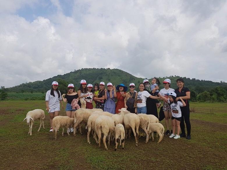 Tour Đồi Cừu - Lagi 2 ngày 1 đêm