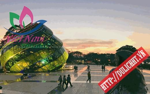 Tour Đà Lạt - Nha Trang 5 ngày 4 đêm