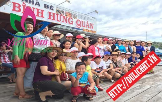 Tour Ninh Chữ - Bình Hưng 3 ngày 2 đêm