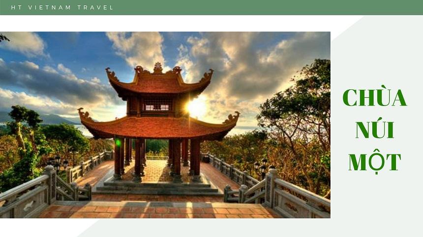 Tour Sài Gòn - Côn Đảo 2 ngày 1 đêm