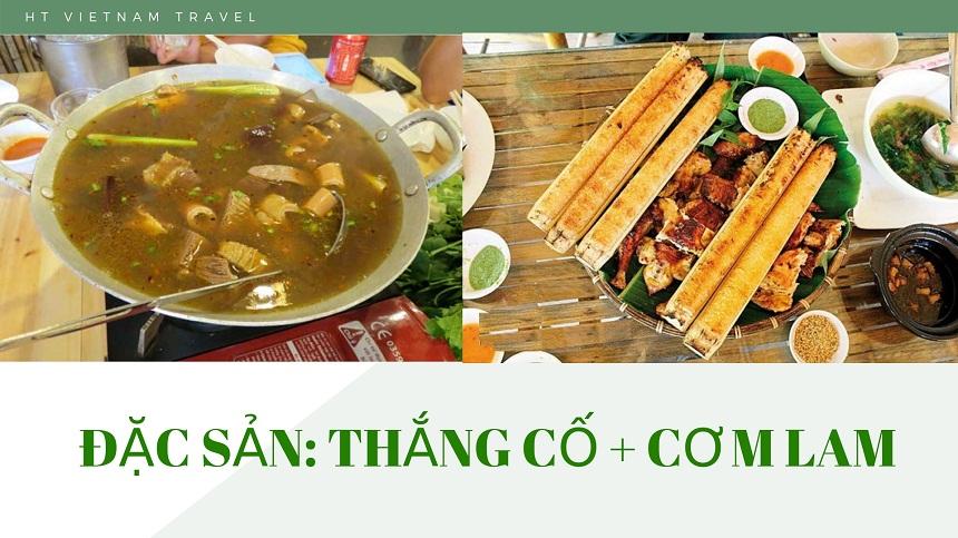 Tour Hà Nội - Hà Giang - Lũng Cú - Sapa