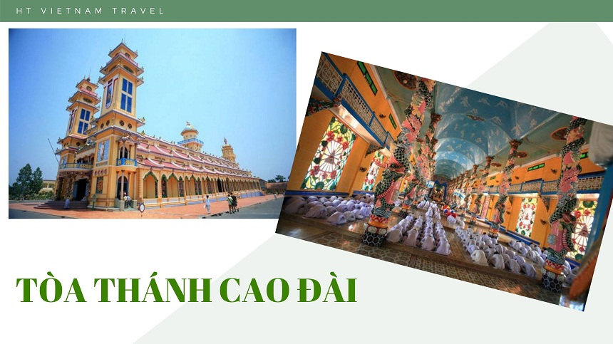 Tour Tây Ninh - Núi Bà Đen 1 ngày