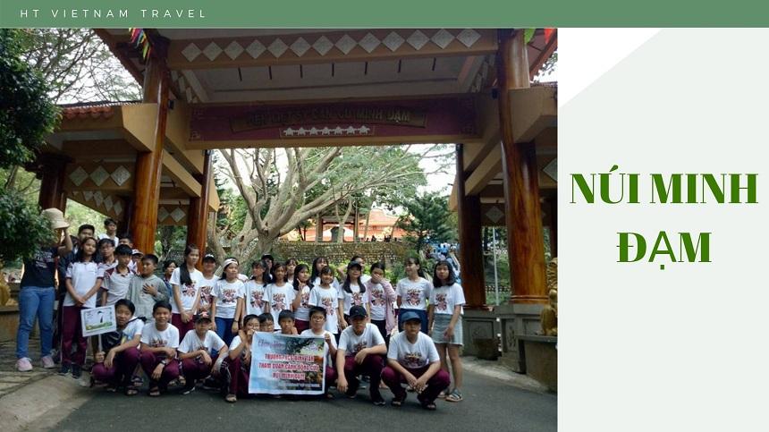 Tour Bình Châu - Long Hải 2 ngày 1 đêm