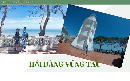 Tour Long Hải - Vũng Tàu 2 ngày 1 đêm