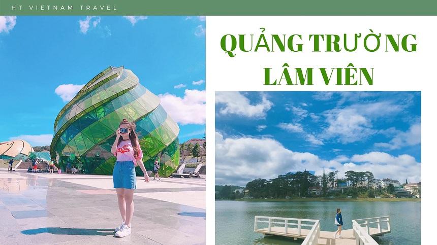 Tour Mũi Né - Đà Lạt khởi hành từ Tiền Giang