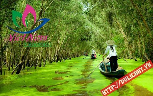 Tour Châu Đốc - Hà Tiên - Cần Thơ ( KDL Vàm Xáng )