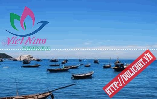 Tour Đà Nẵng- Bà Nà - Cù Lao Chàm - Huế