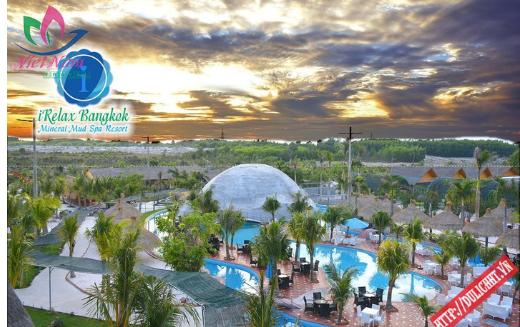 Tour du lịch Bình Châu 2 ngày 1 đêm - I relax Bangkok Resort