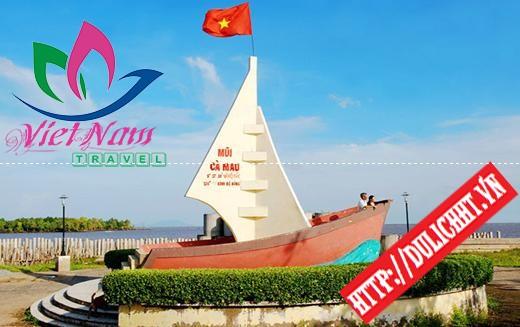 Tour Cần Thơ - Sóc Trăng - Bạc Liêu - Cà Mau ( dành cho khách miền Bắc )