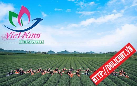 Tour Hà Nội - Sơn La - Điện Biên - Mộc Châu