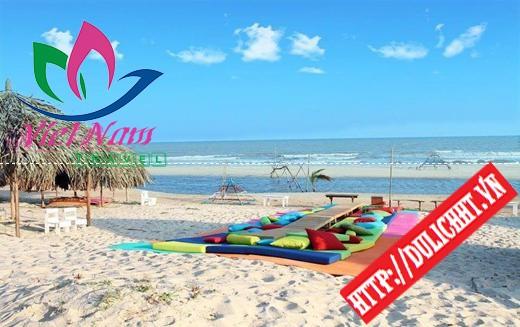 Tour Lagi - Coco beach 1 ngày