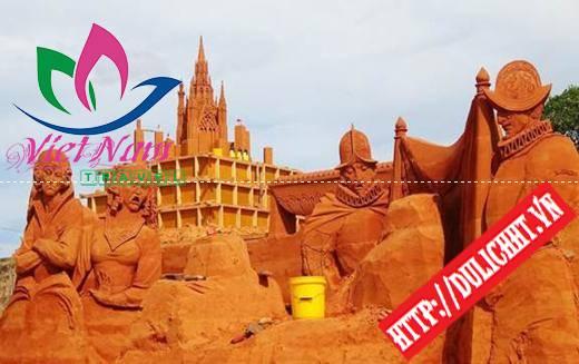 Tour Lagi - Phan Thiết -Bình Châu