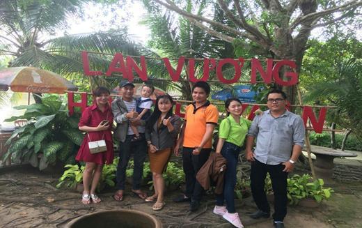 Tour Lan Vương - Bến Tre 1 ngày