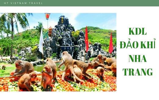 Tour Nha Trang - Đảo Khỉ 3 ngày 3 đêm