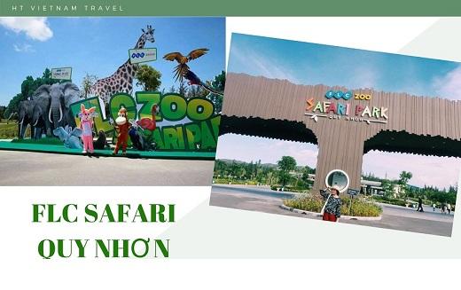Tour Bình Đinh - FLC Quy Nhơn - Eo Gió