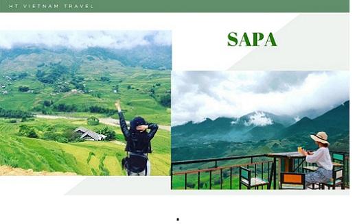 Tour Sài Gòn - Hà Nội - Sapa 4 ngày 3 đêm