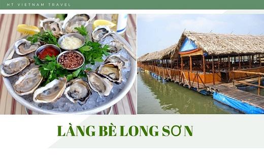 Tour Long Hải - Đảo Long Sơn 2 ngày 1 đêm
