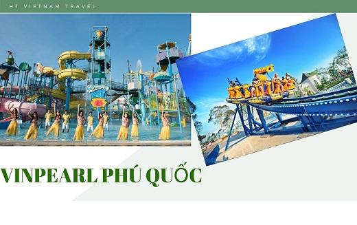 Tour Phú Quốc - Vinpearl land 3 ngày 2 đêm