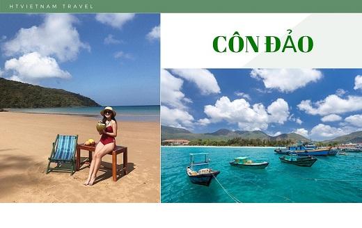 Tour Côn Đảo 3 ngày 2 đêm - tàu Cao Tốc