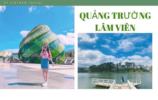 Tour Đà Lạt - Linh Quy Pháp Ấn  3 ngày